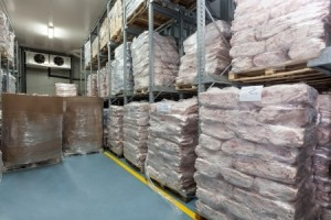 demand frozen meat, cold storage