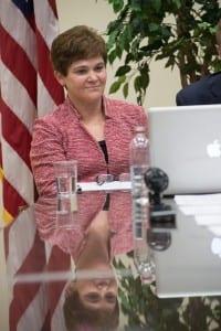USDA Deputy Secretary Krysta Harden USDA Photo by Lance Cheung
