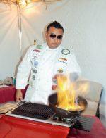 Albert J. Hernandez, The Untamed Chef