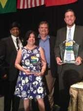 Dupont Award Pic
