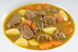 Curry Goat Meat Stew