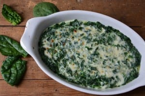 Cream Spinach