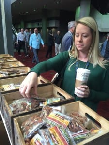 pistachios at PMA Fresh Summit