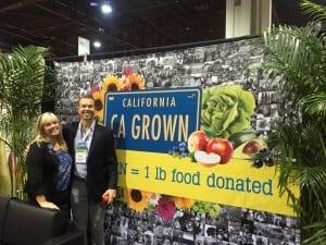 CA Grown at PMA Fresh Summit