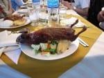 Guinea pig meal