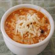 Southwestern Enchilada Chicken Soup
