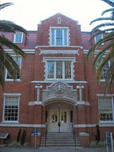 College of Agriculture at the University of Florida