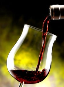 California Wine Increased