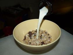 Amaranth muesli mix