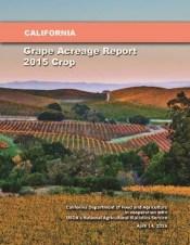 California Grape Acreage Report