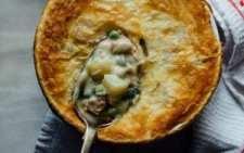 jackfruit pot pie