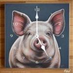 Pig-Paul-Clock