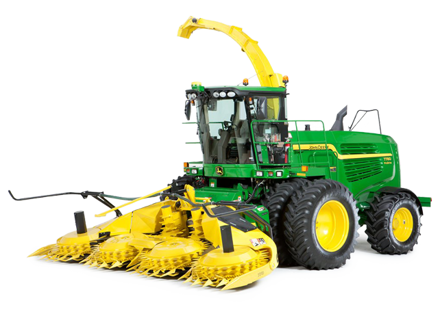 John Deere Raising Prices to Cover Steel Costs