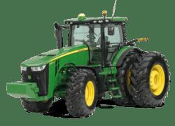 John Deere 8360R Tractor (Courtesy John Deere)