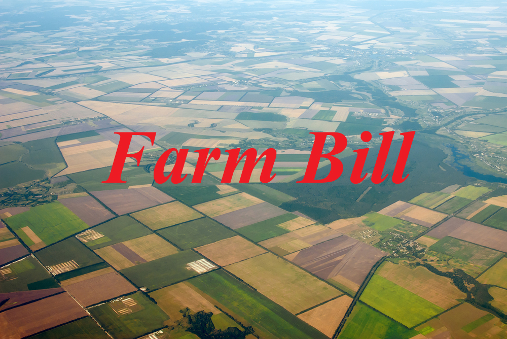 Groups Respond to House Passage of 2018 Farm Bill