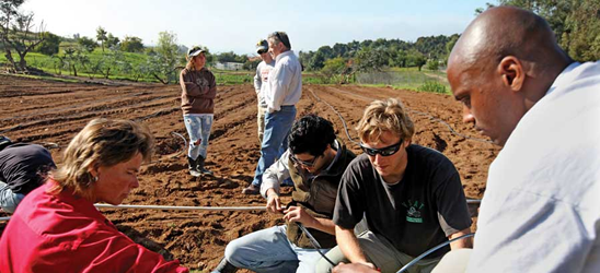 USDA Helps Military Veterans Learn Skills for Farming and Ranching Careers