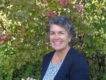 Jami Beck teaches agriculture in the classroom