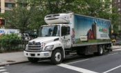 refrigeration truck-delivery