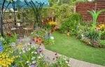 backyard flower-garden-3