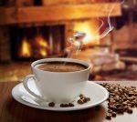 demand coffee-near-fireplace