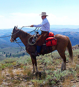 "Idaho Governor C.L. ""Butch"" Otter"
