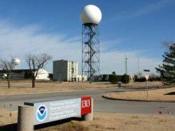 NEXRAD Radar at the WSR-88D Radar Operations Center weather