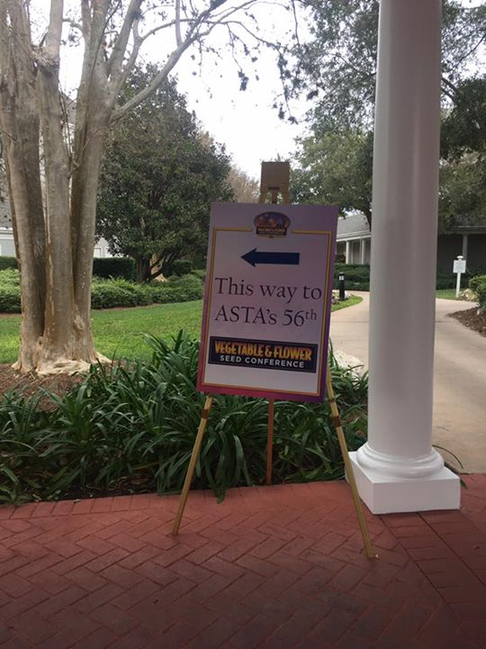 Seed Trade Talks at Disney | AgNet West