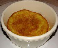 Roasted Asparagus Soufflé