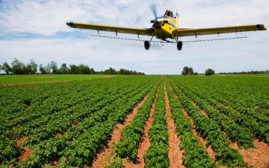crop dusting