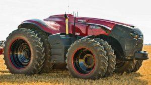 modern farming machines