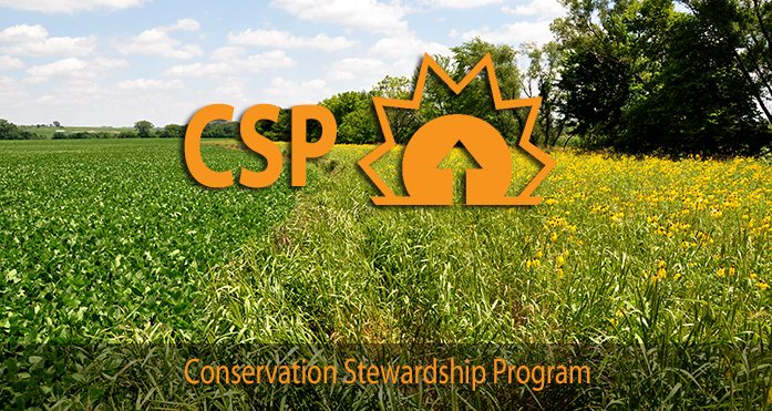 conservation stewardship program nrcs