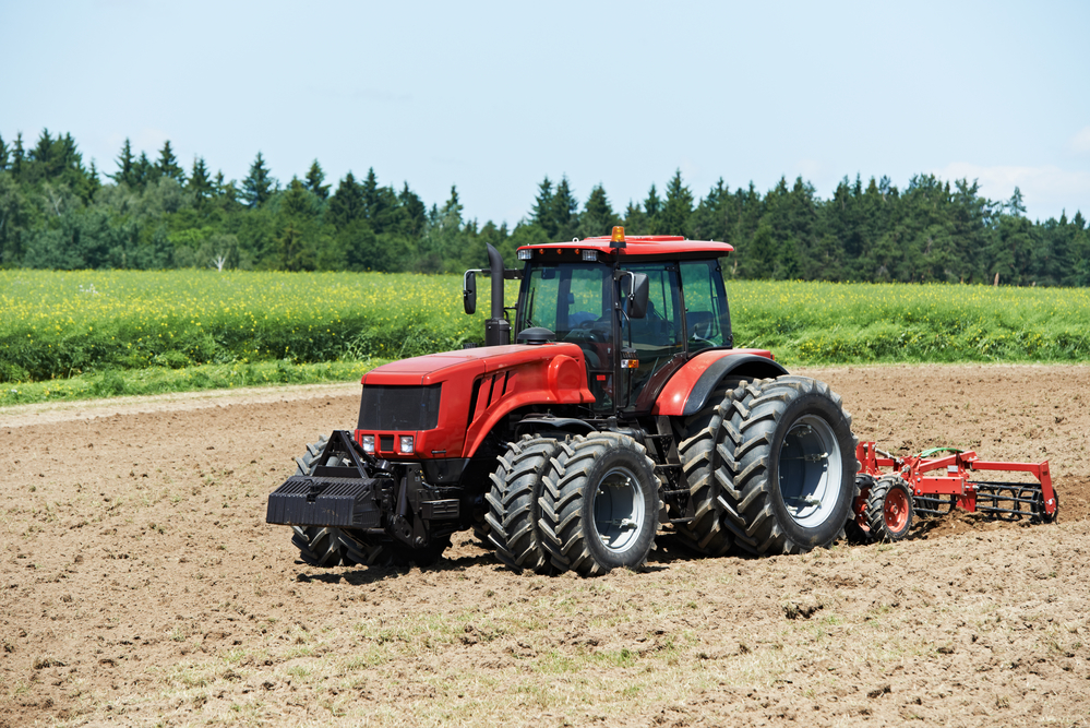 Funding Available for Agricultural Equipment Replacement