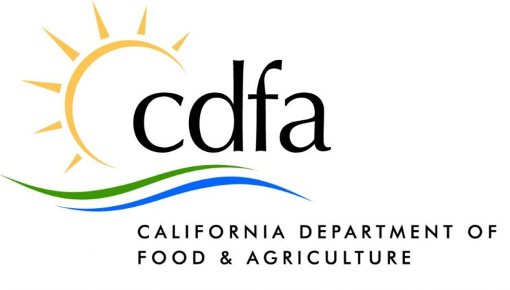 CDFA grant applications