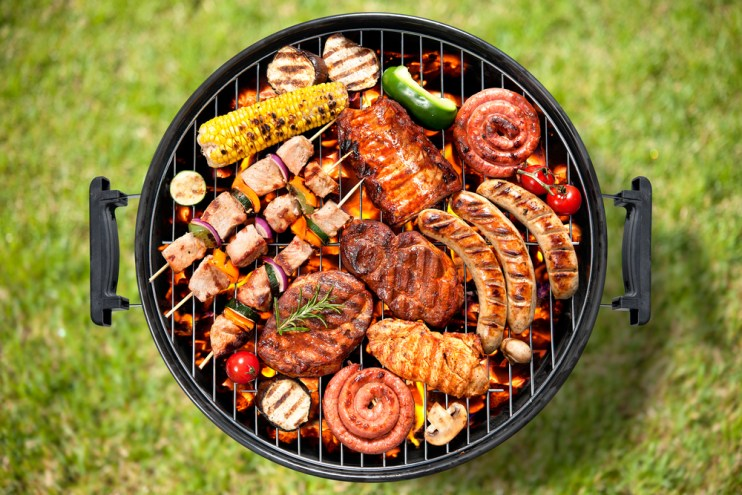 cookout foods