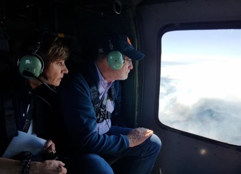 Secretary Ross Reflects on Visit to Wine Country Fire Zones