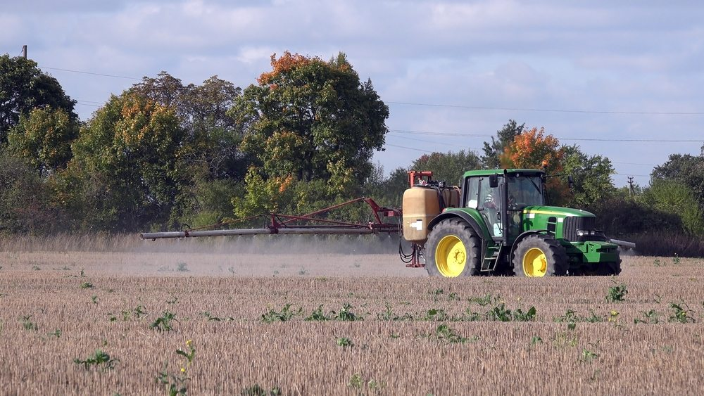 Monsanto, Farm Groups Suing California Over Glyphosate