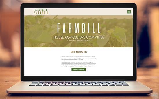 farm bill debate