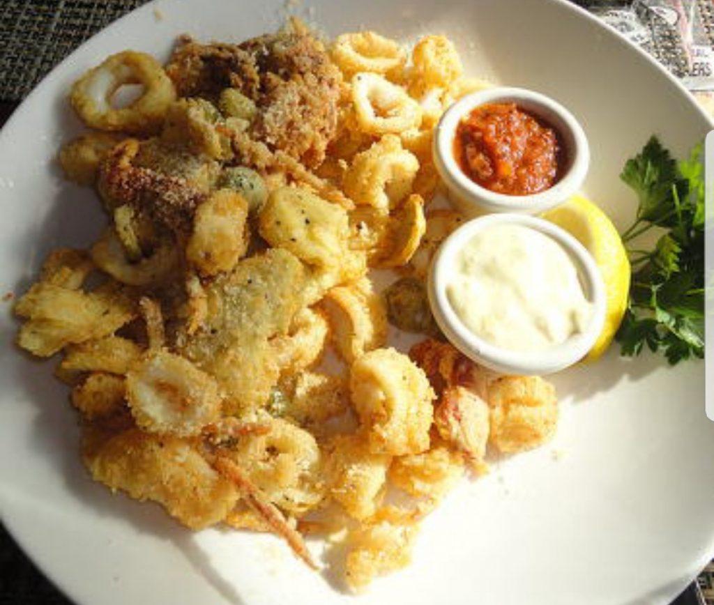 The California Kitchen: Calamari   AgNet West