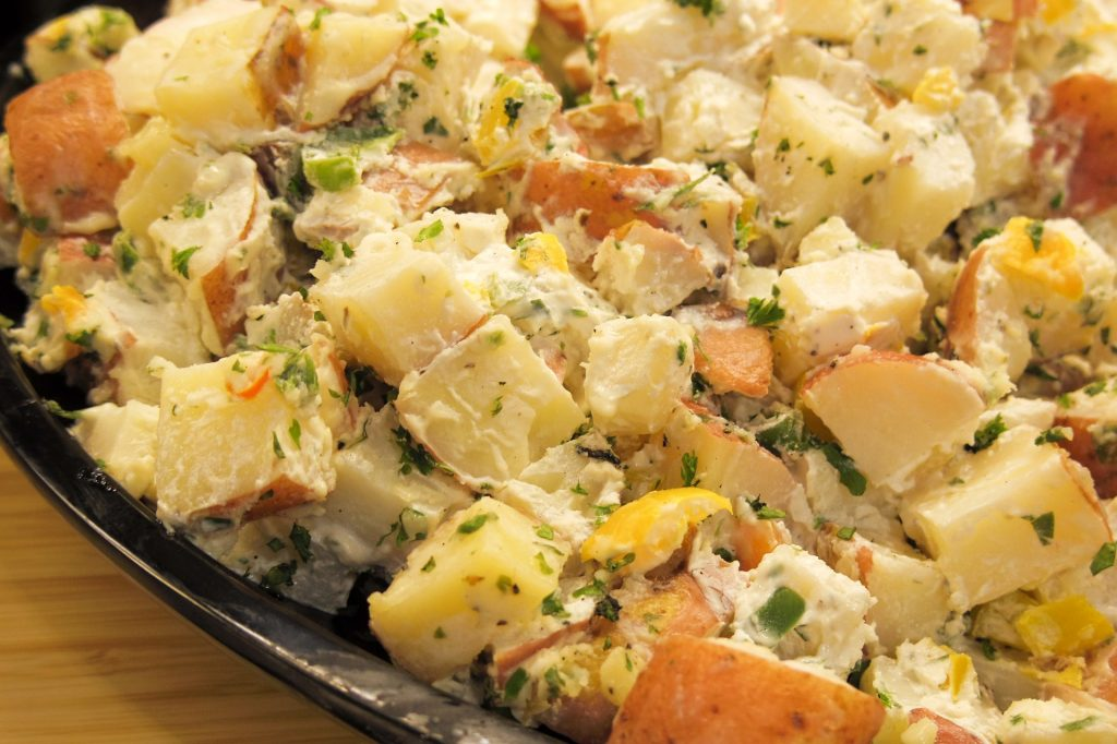 In Todayu0027s California Kitchen, Learn To Cook Amazing Potato Salad With The  Untamed Chef, Albert J. Hernandez. Here Is What You Will Need: