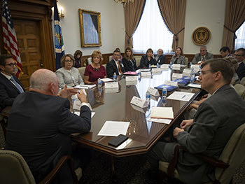 USDA Secretary Working to Empower Local School Leaders and Improve the School Meal Programs