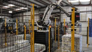 Labor Costs Forcing Robotic Integration