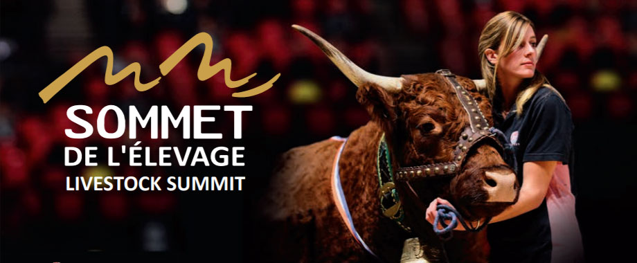 """Featured image for """"Global Livestock Show Worth The Trip – Sommet De L'Elevage"""""""