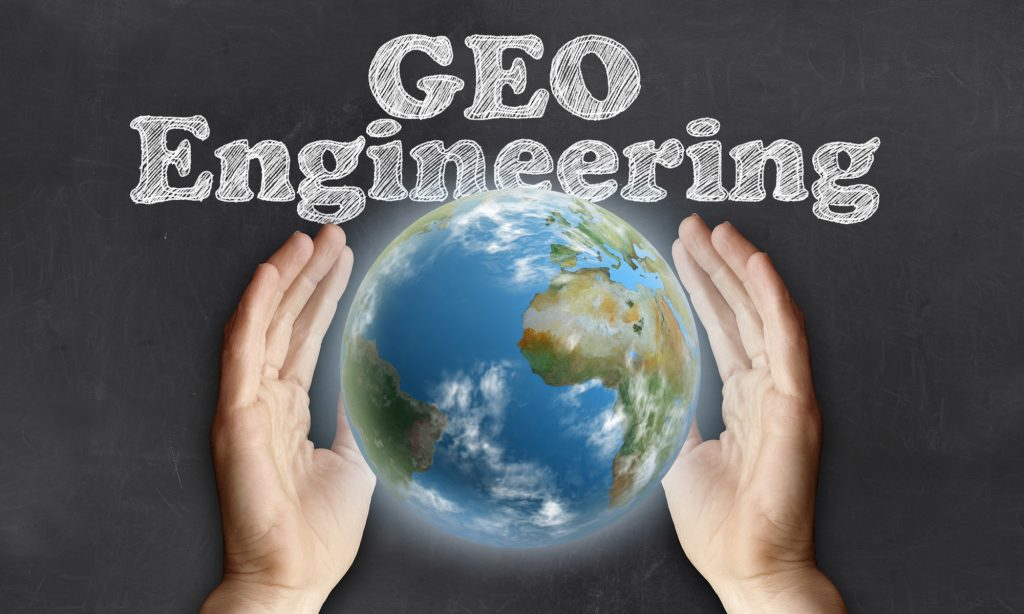 The Western View: What We Don't Know About Geo-Engineering