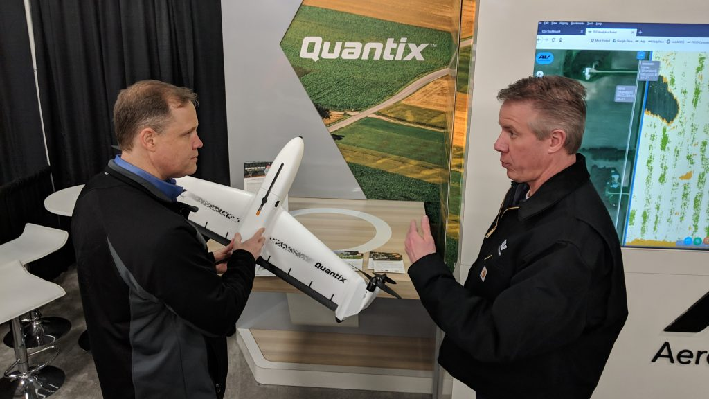 Harvesting Technology at the World Ag Expo