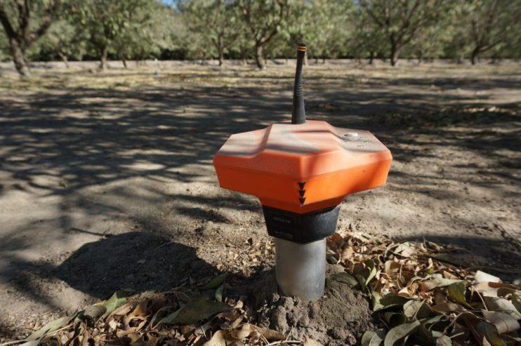 Yara Incubator Farm Sensor