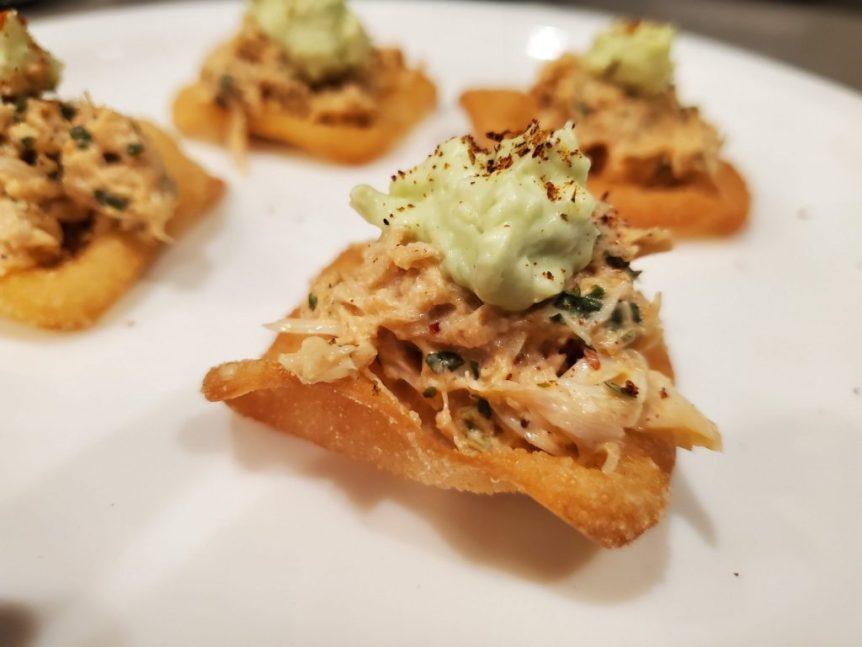 Crab Ceviche