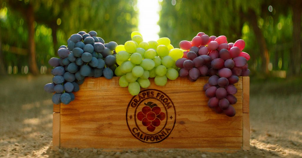 """Featured image for """"California Table Grapes: 'The Season is Going Well'"""""""