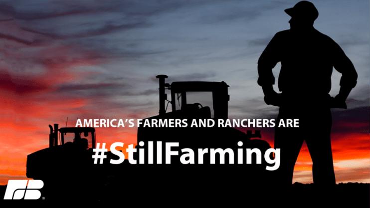 #StillFarming