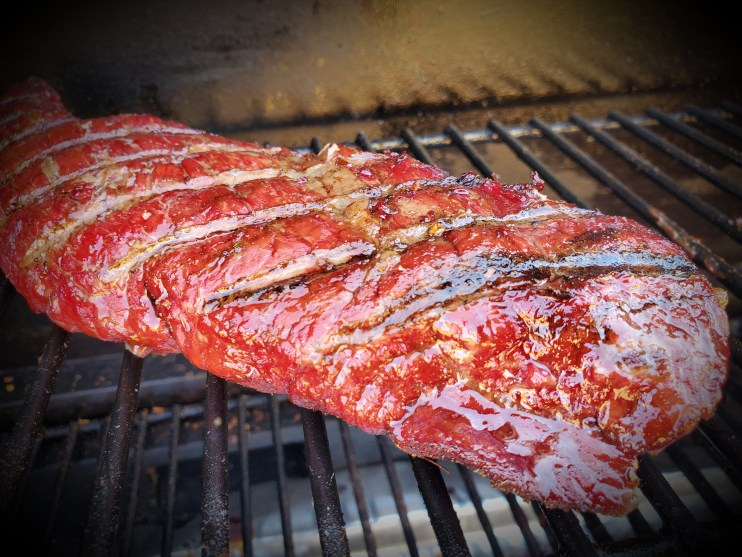 Perfectly Smoked Tri-Tip