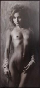 Marlène DELCAMBRE - Autoportrait